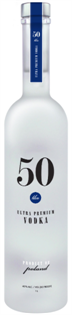50 Bleu Vodka Ultra Premium 750ml